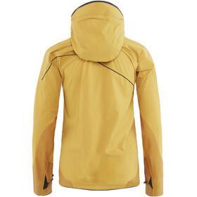 Klättermusen W's Allgrön 2.0 Jacket Honey